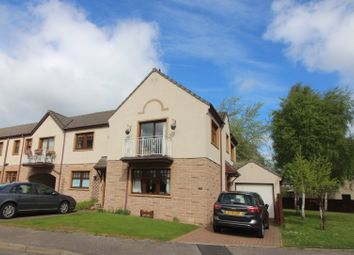Thumbnail 2 bed flat for sale in Invererne Gardens, Forres