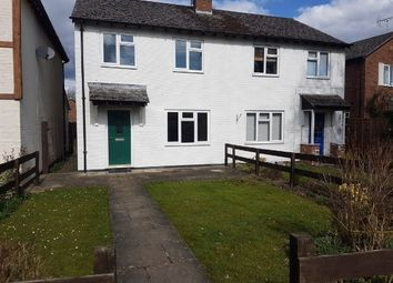 Thumbnail 3 bed end terrace house to rent in Bearcroft, Weobley, Hereford