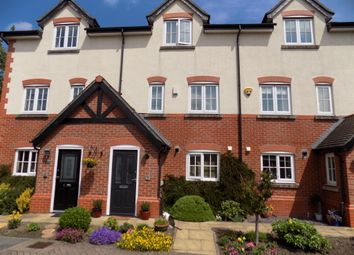 Thumbnail 4 bed town house for sale in Marl Close, Cuddington, Northwich