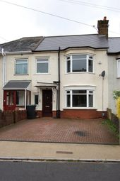 Thumbnail 3 bedroom terraced house to rent in Sun Lane, Gravesend