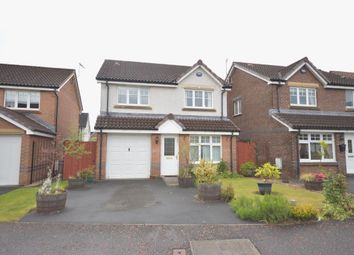 Thumbnail 4 bed detached house to rent in Highlander Way, Tullibody, Alloa