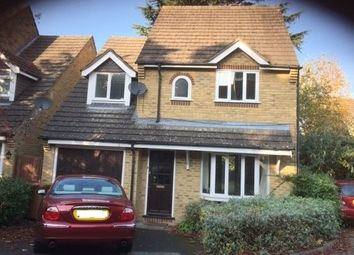 Thumbnail 3 bed detached house to rent in Brambleacres Close, Sutton