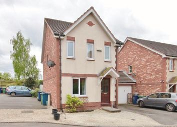 Thumbnail 3 bed detached house for sale in Hyacinth Walk, Greater Leys