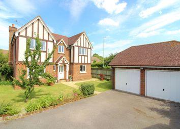 Thumbnail 5 bed detached house for sale in Dexter Close, Kennington, Ashford
