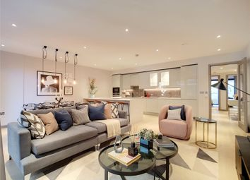 Thumbnail 1 bed flat for sale in Shoreham Gardens, Ram Quarter, London
