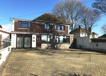 Thumbnail 5 bed detached house to rent in South Road, Sully, Penarth