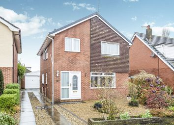 Thumbnail 4 bed detached house for sale in Mansfield Drive, Hoghton, Preston