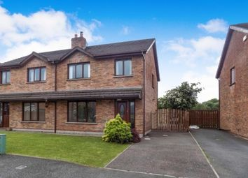 Thumbnail 3 bed semi-detached house for sale in The Beeches Manor, Stoneyford, Lisburn