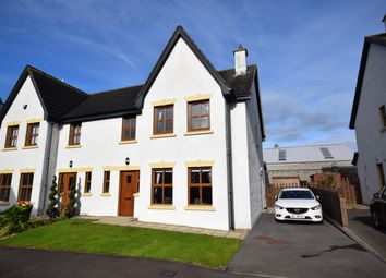 Thumbnail 4 bed semi-detached house for sale in The Corn Mill, Bellanaleck, Enniskillen