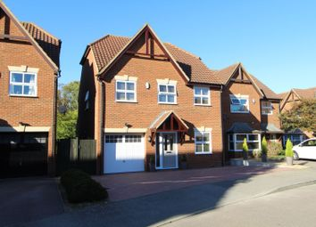 4 bed detached house for sale in Welbeck Close, Milton Keynes MK10