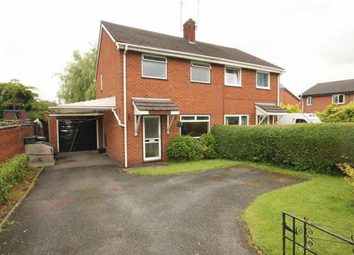 Thumbnail 3 bed semi-detached house for sale in Green Lane, St Martins