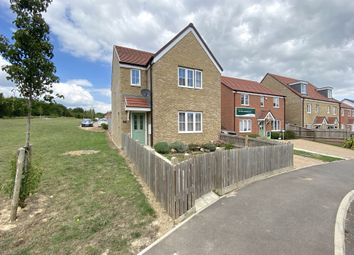 3 bed detached house for sale in Wood Sage Way, Pevensey, East Sussex BN24