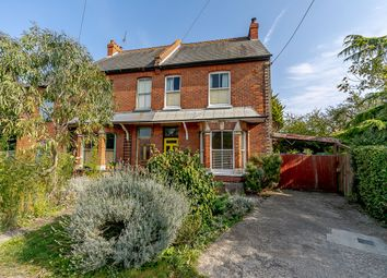 Thumbnail 3 bed semi-detached house for sale in Ham Shades Lane, Whitstable
