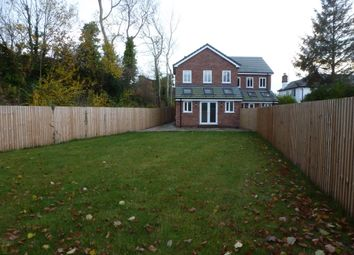 Thumbnail 3 bed semi-detached house to rent in 2 West Vale, Neston, Cheshire