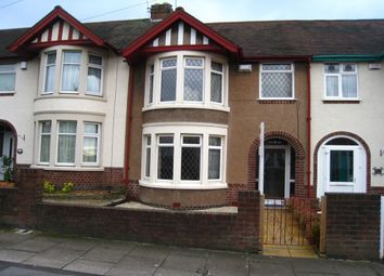 3 bed property for sale in Seneschal Road, Cheylesmore, Coventry CV3