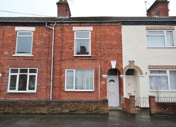 Thumbnail 2 bed terraced house for sale in Marlborough Avenue, Goole