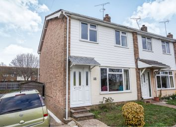 3 bed end terrace house for sale in The Chestnuts, Hunston, Chichester PO20