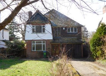 Thumbnail 4 bed detached house for sale in Pilgrims Way, Kemsing, Sevenoaks