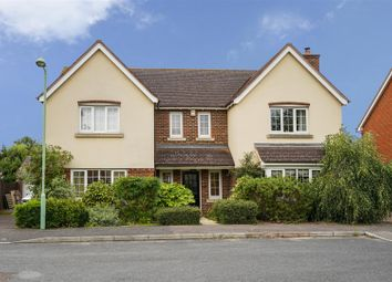 Thumbnail 5 bed detached house for sale in Pine Close, Rendlesham, Woodbridge