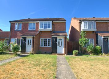Thumbnail 2 bed semi-detached house to rent in Tamarin Gardens, Cherry Hinton, Cambridge