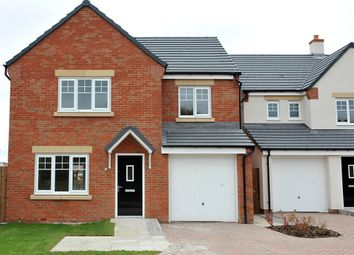 "Thumbnail 4 bed detached house for sale in ""Roseberry"" at Lakes Road, Derwent Howe Industrial Estate, Workington"