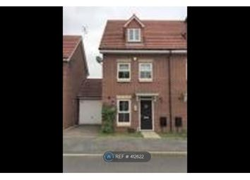 Thumbnail 3 bed semi-detached house to rent in Maudesley Avenue, Chesterfield