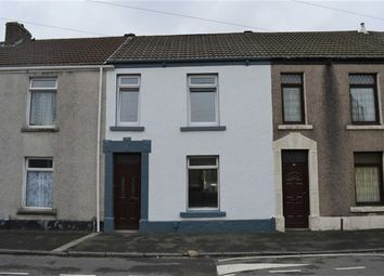Thumbnail 3 bed terraced house for sale in Siloh Road, Swansea