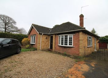 Thumbnail 2 bed bungalow to rent in Horseshoe Close, Norwich
