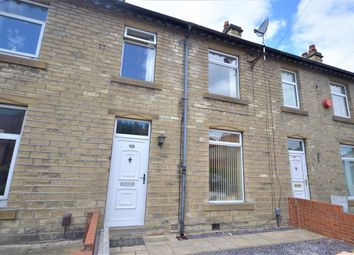 Thumbnail 3 bed terraced house to rent in Nettleton Road, Huddersfield