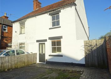 Thumbnail 2 bed semi-detached house for sale in Alliance Street, Newark