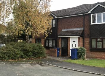 Thumbnail 1 bed maisonette for sale in Picasso Close, Cannock