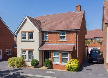 Thumbnail 4 bed detached house for sale in Skylark Avenue, Emsworth