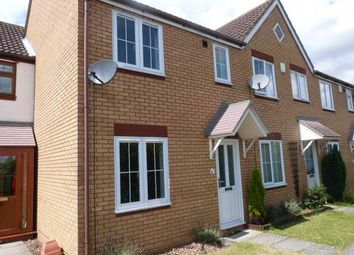 Thumbnail 2 bed terraced house to rent in Wilding Drive, Kesgrave, Ipswich