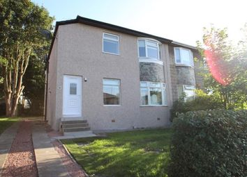 Thumbnail 3 bedroom flat for sale in Croftwood Avenue, Glasgow, Lanarkshire