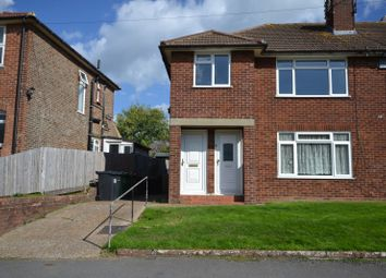 Thumbnail 3 bed flat to rent in Maberley Road, Bexhill On Sea