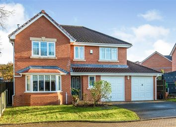 Thumbnail 4 bed property for sale in Johns Wood Close, Chorley