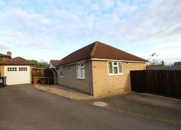 Thumbnail 3 bed detached bungalow for sale in The Row, Sutton, Ely