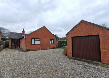 Thumbnail 3 bed detached bungalow for sale in Bacton Road, North Walsham