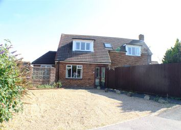 Thumbnail 3 bed bungalow for sale in Westlands Grove, Portchester, Fareham