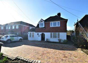 Thumbnail 4 bedroom detached house to rent in Hailsham Road, Stone Cross