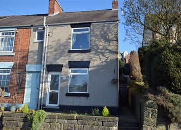 Thumbnail 2 bed end terrace house for sale in Derby Road, Belper, Derbyshire