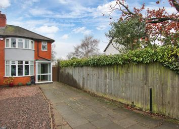 2 bed semi-detached house for sale in Evesham Road, Astwood Bank, Redditch B96
