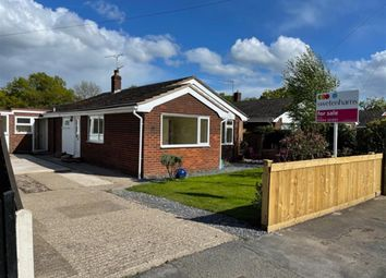 Thumbnail 4 bed detached bungalow for sale in Greenfield Avenue, Higher Kinnerton, Chester