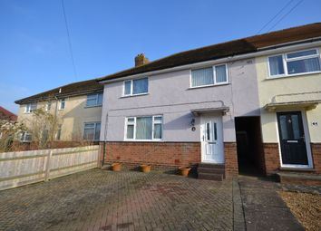Thumbnail 3 bed terraced house for sale in Kingsley Road, Silverstone, Towcester