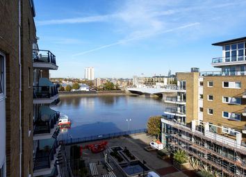 Thumbnail 2 bed flat for sale in Compass House, Riverside West, Smugglers Way