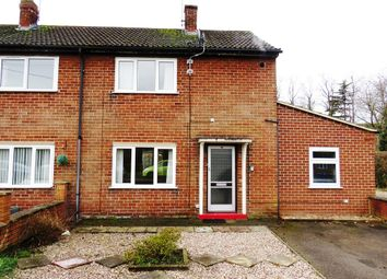 Thumbnail 3 bed semi-detached house for sale in Grange Road, Uttoxeter