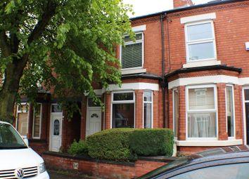 Thumbnail 3 bedroom terraced house for sale in Beech Avenue, Hucknall, Nottingham