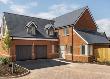Thumbnail 4 bed detached house for sale in Bookers Edge, Hay On Wye