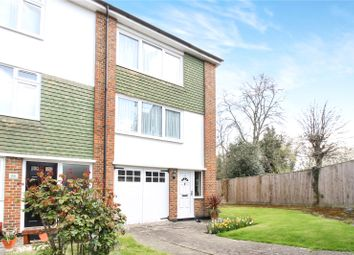 Thumbnail 3 bed end terrace house for sale in Dernier Road, Tonbridge