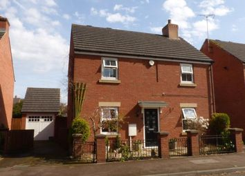 Thumbnail 3 bed detached house for sale in Dancers Hill, Abbeymead, Gloucester, Gloucestershire